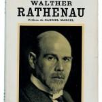 Harry Graf Kessler Walther Rathenau, französische Ausgabe bei Grasset 1933, 312 Seiten mit handschriftlicher Widmung; 207 x 137mm, Privatsammlung, Berlin