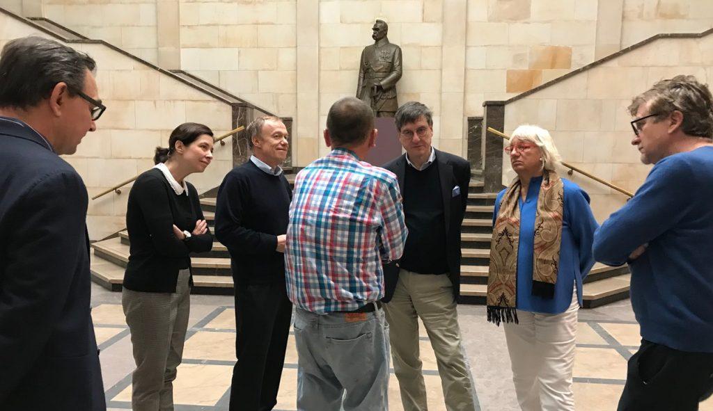 Warschau - Führung durchs Nationalmuseum